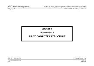 B2 Module 5 (Digital Techniques & Electronic Instrument System) Sub Module 5.6 (Computer) Rev 00.pdf