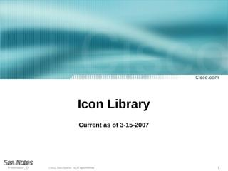 Cisco icons collection.ppt