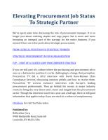 Elevating Procurement Job Status To Strategic Partner.pdf