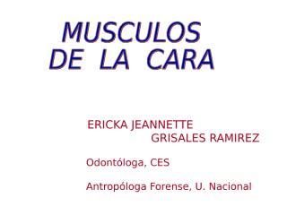 Musculos De La Cara.ppt