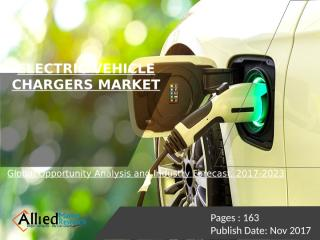 Electric Vehicle Chargers Market.pptx