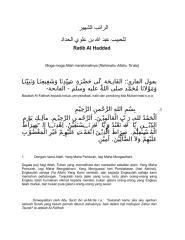 ratib al-haddad (plus terjemahan).pdf