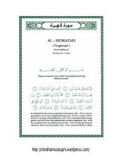 tafsir ibnu katsir surat al humazah.pdf