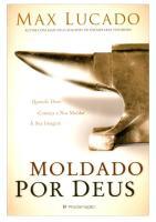 Moldado por Deus - Max Lucado.pdf
