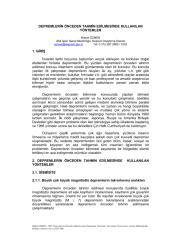 depremlerin önceden tahmin edilmesinde kullanilan yöntemler.pdf