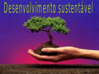 Desenvolvimento sustentável 2.ppt
