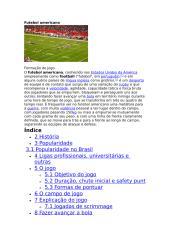 O futebol americano.docx