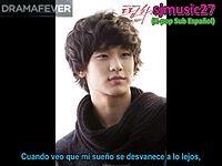 Kim Soo Hyun - Dreaming (Dream High OST) [Sub español].avi