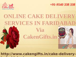Cake delivery in  faridabad.pptx