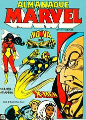 Almanaque Marvel - RGE # 13.cbr