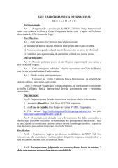 regulamento califórnia petiça internacional.doc