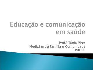 4. Educação e Comunicação em Saúde.ppt