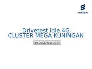 4G idle_Guru Mughni & Mega Kuningan.ppt