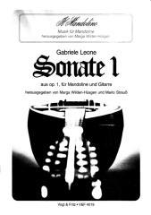 Leone Sonata 1 op 1 M+G.PDF