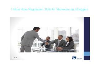 7 Negotiation Skills.pptx