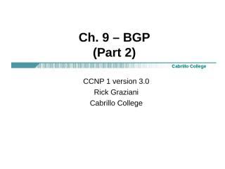 cis185-mod9-BGP-Part2.ppt