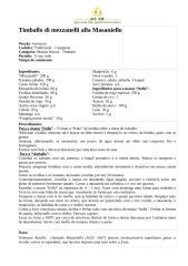 Timballo di mezzanelli alla Masaniello port.doc