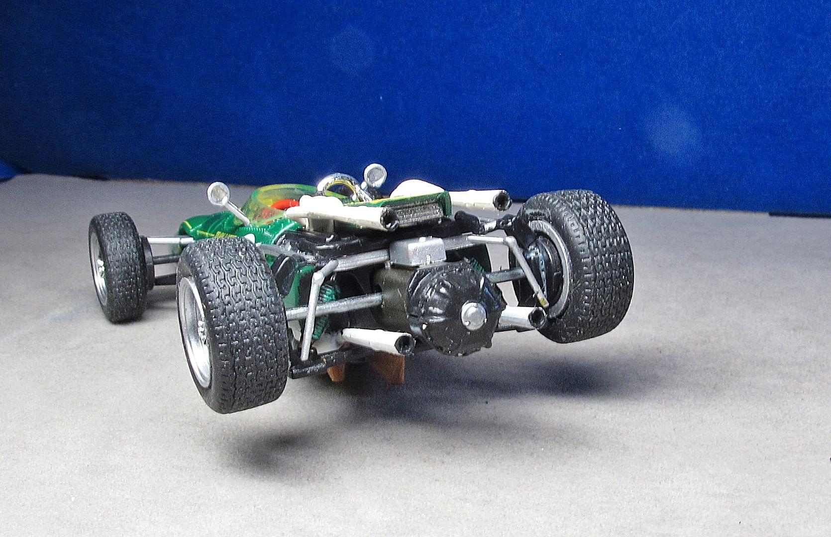 Formula 1 №24 - Lotus 43 - Джим Кларк (1966)
