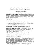 PROGRAMA DE SOCIEDAD DE JÓVENES.doc