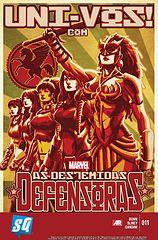 11 (2014) As Destemidas Defensoras (SQ).cbr