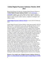Global Digital Payment Solutions Market 2018.docx