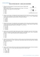 SOAL UN FISIKA SMA 2013 - USAHA, DAYA, DAN ENERGI.pdf