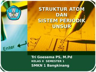 5. struktur atom dan sistem periodik unsur.pptx
