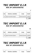 DDJJ Cytec Import EIRL - Período 2016.xls
