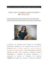 AGÊNCIA DE REPORTAGEM E JORNALISMO INVESTIGATIVO.doc