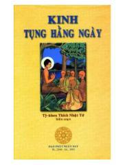KINH TUNG HANG NGAY-DD. Thich Nhat Tu.doc
