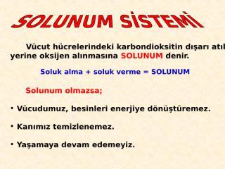 SOLUNUM SİSTEMİ.ppt