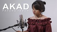 Akad Payung Teduh cover By Hanin Dhi